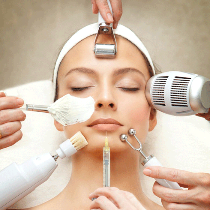 دستگاه های سالنی بهداشت و مراقبت پوست
