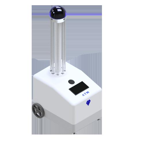 ربات ضدعفونی کننده محیط
